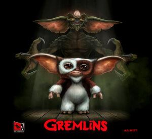 Gremlins by adlovett-d6sa6me