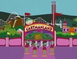 The Cartmanland Theme Park