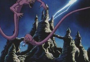 The Dark Kingdom of the Negaverse