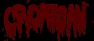 The Croatoan Virus Graffiti