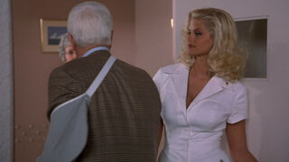Tanya Peters in Naked Gun 3 (played by Anna Nicole Smith) 37