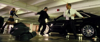 Car Jacking Girl (played by Annalynne McCord) The Transporter 2 37