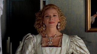Justine de Winter (played by Kim Cattrall) The Return of the Musketeers 744