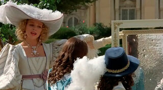Justine de Winter (played by Kim Cattrall) The Return of the Musketeers 553