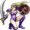 Moon Goddess PSP FF4