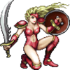 Lady Guard PSP FF4