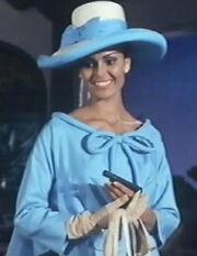 Tina - Barbara's nemesis (Daliah Lavi)