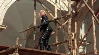 Justine de Winter (played by Kim Cattrall) The Return of the Musketeers 1017
