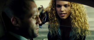 Car Jacking Girl (played by Annalynne McCord) The Transporter 2 13