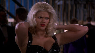 Tanya Peters in Naked Gun 3 (played by Anna Nicole Smith) 355