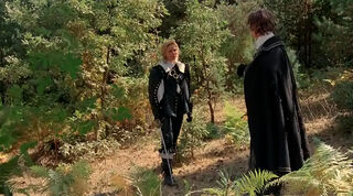 Justine de Winter (played by Kim Cattrall) The Return of the Musketeers 310