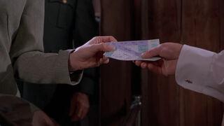 Michelle Rodham Huddleston (played by Brenda Bakke) Hot Shots 2 05