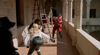 Justine de Winter (played by Kim Cattrall) The Return of the Musketeers 2298