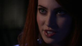 Maxima (played by Charlotte Sullivan) Smallville Instinct 150