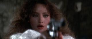 Fatima Blush (played by Barbara Carrera) Never Say Never Again 255