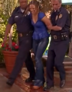 Kelly Arrested