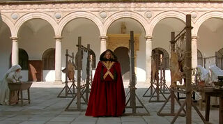 Justine de Winter (played by Kim Cattrall) The Return of the Musketeers 747