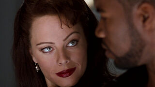 Jessica Priest in Spawn (played by Melinda Clarke) 03