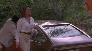 Michelle Rodham Huddleston (played by Brenda Bakke) Hot Shots 2 13