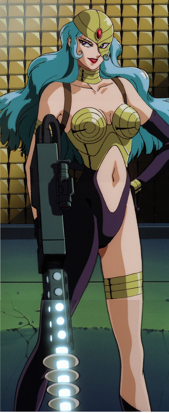 Image - Gold Digger 4 New Cutey Honey.png   EvilBabes Wiki ...