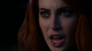 Maxima (played by Charlotte Sullivan) Smallville Instinct 22