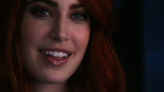 Maxima (played by Charlotte Sullivan) Smallville Instinct 55
