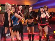 Trinity WWE Heel Turn