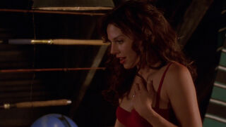 Desiree Atkins (played by Krista Allen) Smallville 46