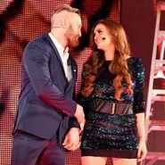 WWE Maria Kanellis Money In The Bank 2017 01
