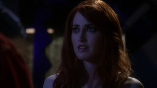 Maxima (played by Charlotte Sullivan) Smallville Instinct 136