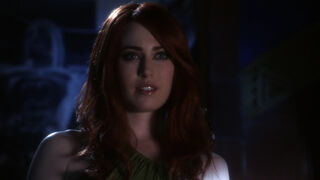 Maxima (played by Charlotte Sullivan) Smallville Instinct 78