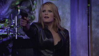 Erica Black in Turbulence 3 - Heavy Metal (played by Monika Schnarre) 27