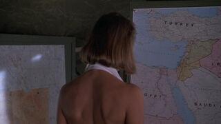 Michelle Rodham Huddleston (played by Brenda Bakke) Hot Shots 2 79