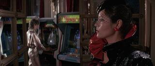 Fatima Blush (played by Barbara Carrera) Never Say Never Again 43-1
