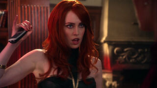 Maxima (played by Charlotte Sullivan) Smallville Instinct 27