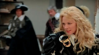 Justine de Winter (played by Kim Cattrall) The Return of the Musketeers 875