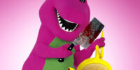 Barney Murders the Teletubbies