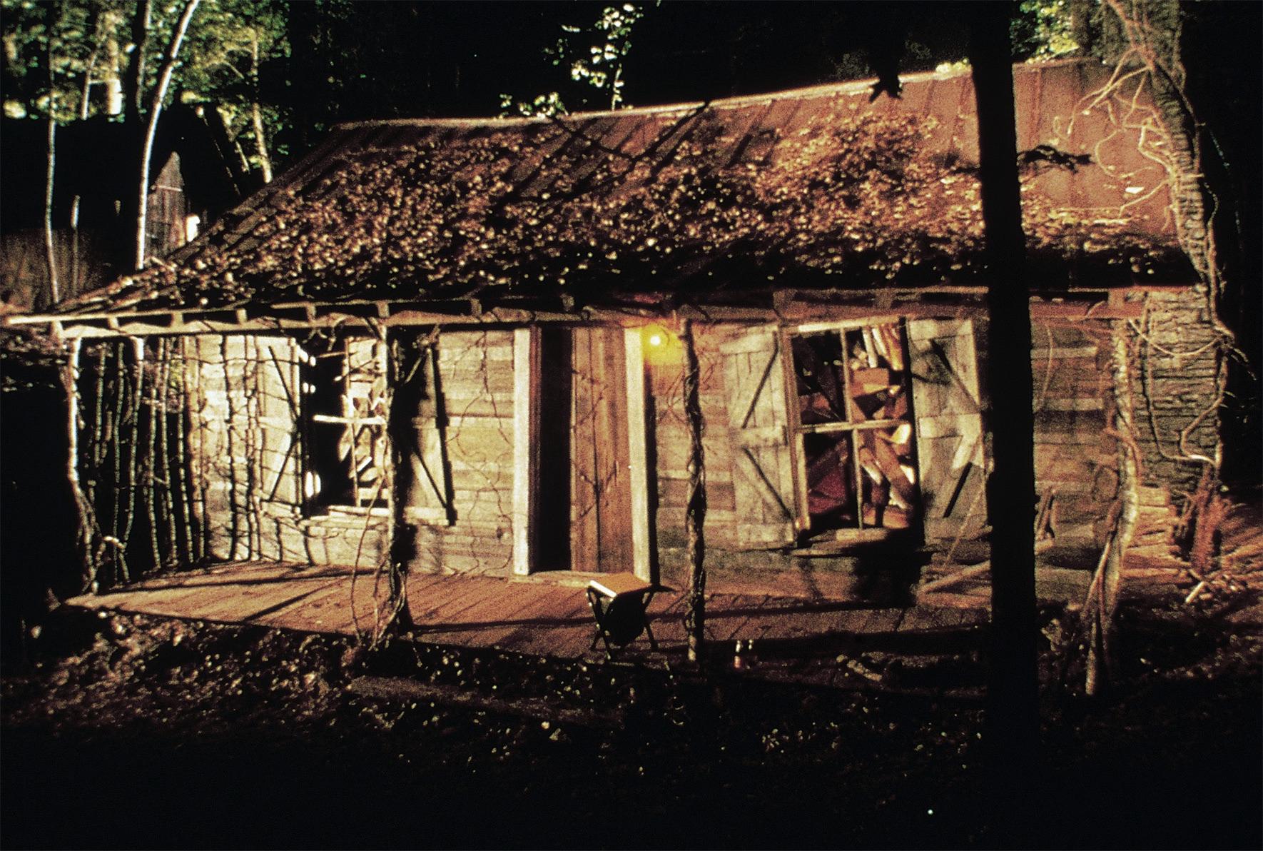 The cabin evil dead wiki fandom powered by wikia