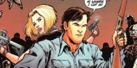 Ash Williams (Danger Girl Universe)