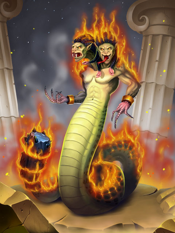 File:Ds creature fiery serpent preview.png