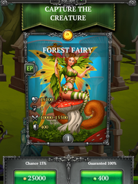 Forest Fairy N18