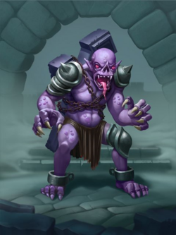 Ds creature Ghoul preview