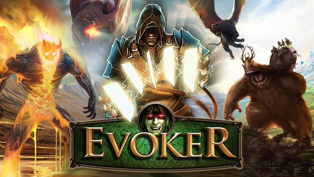 Evoker: Magic Card