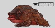Evolve-Megamouth Concept Art 003