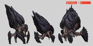 Obsidian grub by stephen 0akley-d8wgo3f