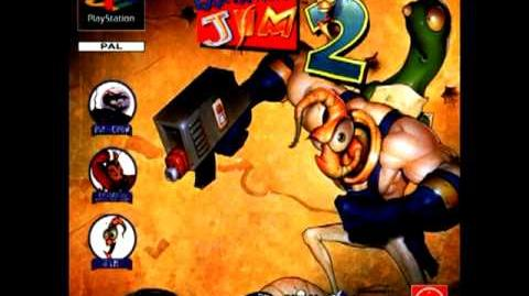 Earthworm Jim 2 (PS1) Soundtrack - The Flying King & Level Ate