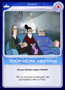 Stop Work Meeting