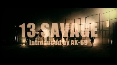 THE RAMPAGE from EXILE TRIBE - 13 SAVAGE Introduced by AK-69