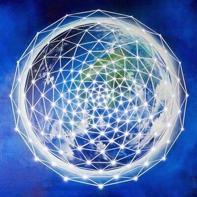 Earth-energy-grid