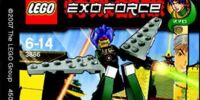 Green Exo Fighter